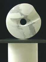 Sea Disc - marble - SOLD