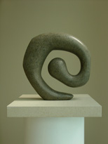 Yoga - Purbeck marble - sold